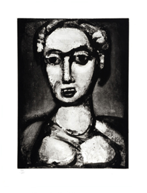 Illustration de Georges ROUAULT