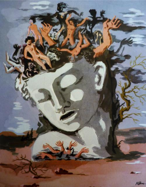 Illustration de P.-A. EKMAN